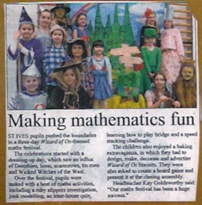 Making Mathematics Fun