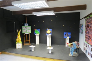 Pre-prep Art Competition Exhibition