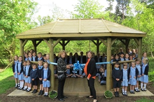 New Outdoor Classroom Opening