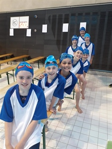 St Ives School Swam Its Way to Victory at the IAPS National Swimming Finals