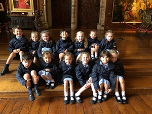Year 1 trip to Arundel Castle
