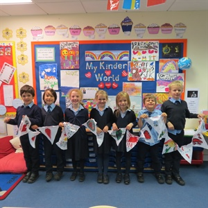 Year 2 Spread Kindness on World Kindness Day