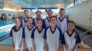 IAPS Swimming Championships at Guildford High School