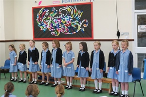 Pre-Prep Music Assembly