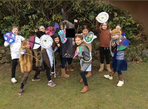 Anglo Saxon Day for Year 4