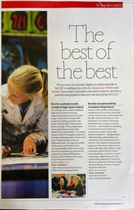 The Week Magazine's Guide to Leading Prep Schools