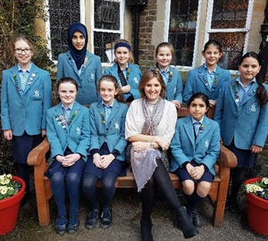 Record number of scholarships for St Ives girls