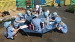 Maths in the sunshine