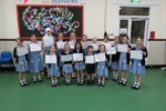 Inter-house handwriting competition