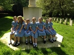Year 5 explore World War 2 Haslemere