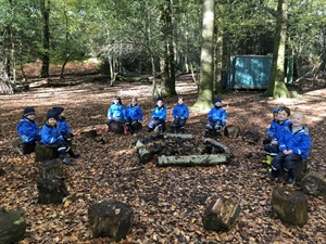 Forest School with Reception