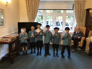 Year 1 visit Redcot Nursing Home