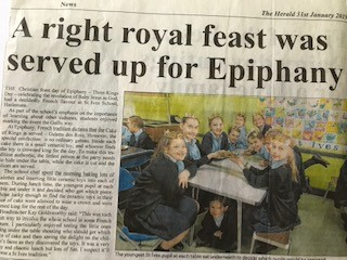 A Right Royal Feast Was Served Up for Epiphany