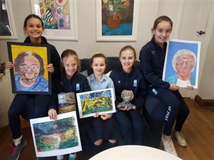 King Edward's Witley Spring Art Competition